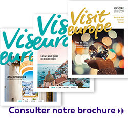 Consulter les brochures Visit Europe