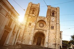 La Cathédrale Sé à Lisbonne