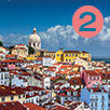 Les quartiers de Lisbonne