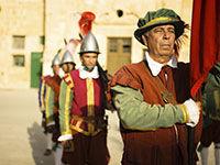 Les Chevaliers de l'Ordre de Malte