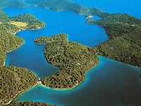 L'île de Mljet