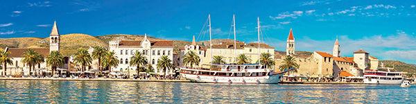 La ville médiévale de Trogir