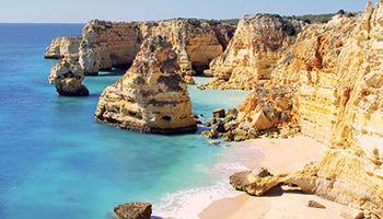 Site touristique en Algarve