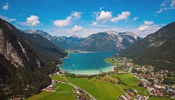 Site touristique Autriche