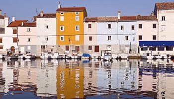 Site touristique Croatie