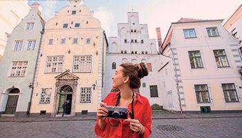 Site touristique Riga