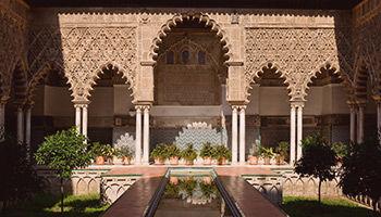 Site touristique à Séville