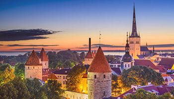 Site touristique Tallinn