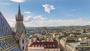 Vue de Vienne