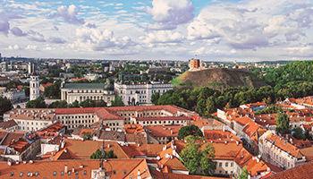 Site touristique Vilnius