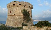 La tour de Capitello en Corse