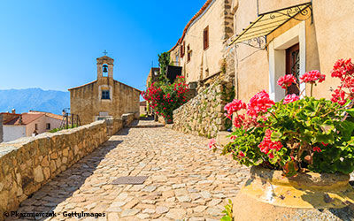 Le village de Sant'Antonino