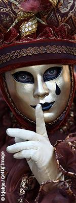 Masque et costume Carnaval de Venise