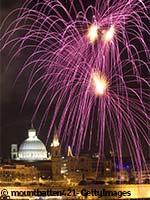 Festival des feux d'artifice