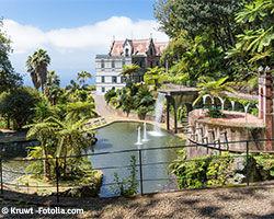 Parc botanique Funchal