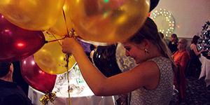 Festivités à l'hôtel Leopold