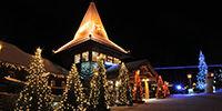 Rovaniemi, le village de Noël