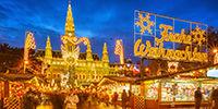 Les marchés de Noël de Vienne