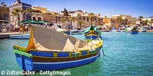 Baie de Marsaxlokk