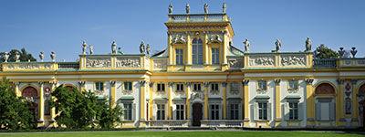 Le palais Wilanow