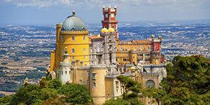 Vue sur Sintra