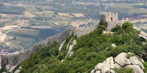Panorama sur Sintra