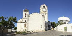 L'église du château de Tavira