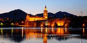 Pont de Lima à Viano do Castelo
