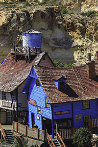 Le village de Popeye