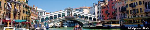 Ballade en amoureux à Venise