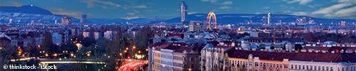 Panorama de Vienne