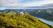 Paysage du Danube