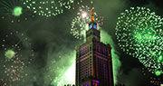 Nouvel An à Varsovie