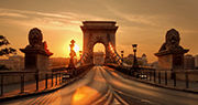 Budapest pour le réveillon