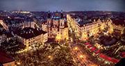 Un hiver à Prague