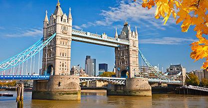 Nos idées voyages sur Londres