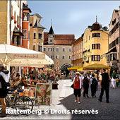 Rattenberg en Autriche