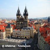 Week-end Ascension Prague
