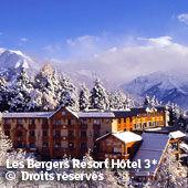Réveillon àl'hôtel Les Bergers Resort 3*