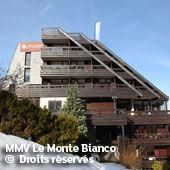 Réveillon à l'hôtel club MMV Le Monte Bianco