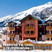 Réveillon à l'hôtel club Vacanciel Val Cenis