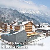 Réveillon à l'hôtel Schwarzbrunn 4* sup