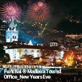 Feux d'artifice à Funchal