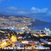Lumières de Funchal