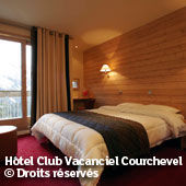 Hôtel Club Vacanciel Courchevel 3*