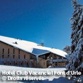 Hôtel Club Vacanciel Font d'Urle