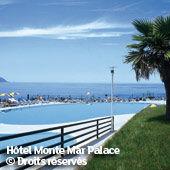 Hôtel Monte Mar Palace 4* à Madère