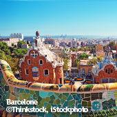 Week-end Europe à Barcelone