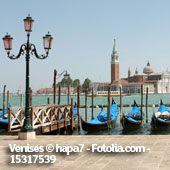 Week-end Europe à Venise