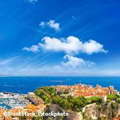 Week-end Monaco - Vue de jour